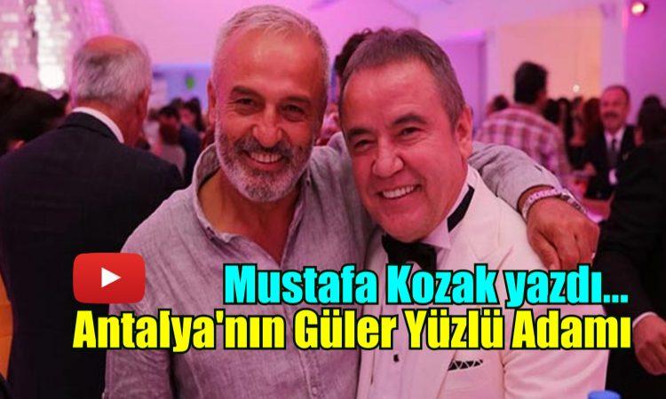 Antalya'nın Güler Yüzlü Adamı