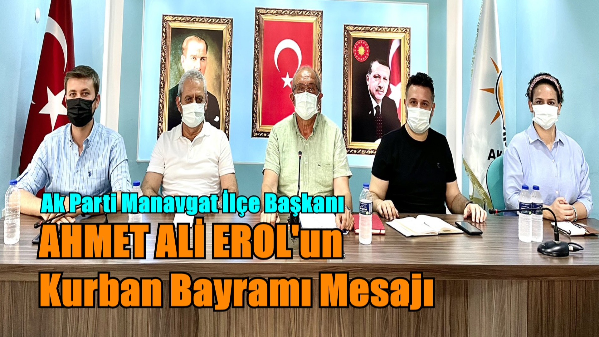 Başkan Erol'un Kurban Bayramı mesajı