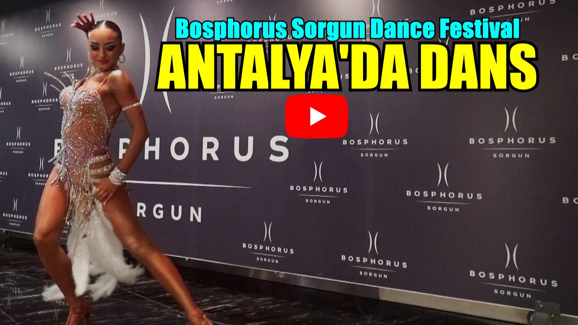 Antalya'da Dans