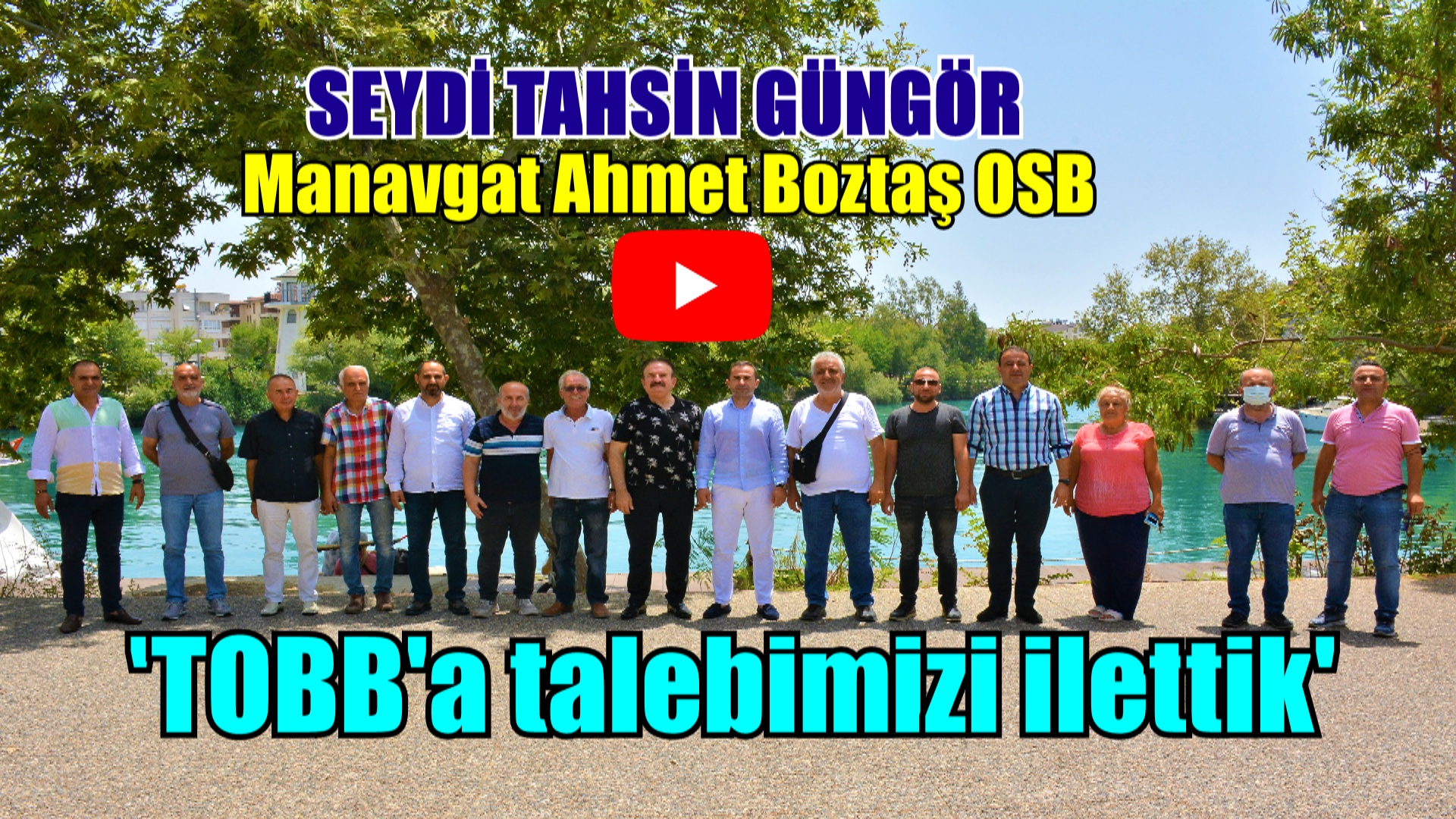 Manavgat Ahmet Boztaş OSB