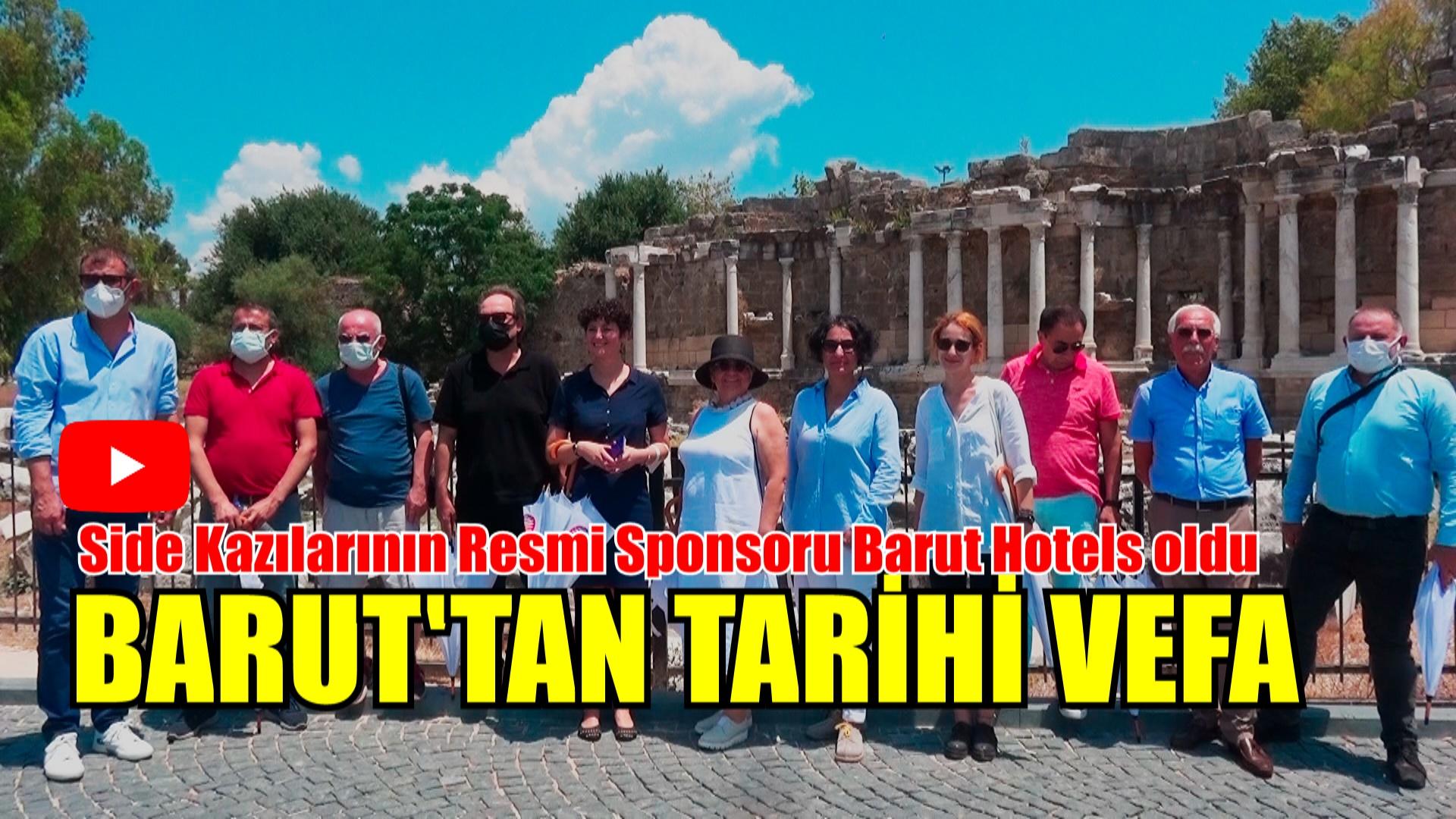 Barut Hotels 50'nci Yılını Taçlandırdı