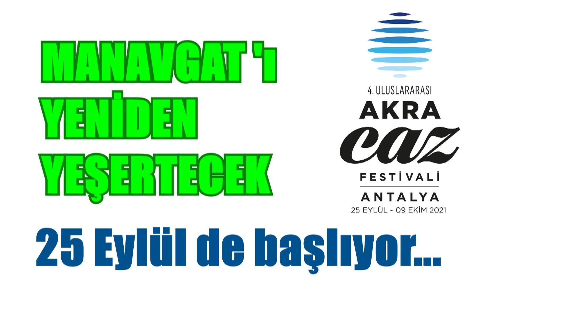 4. Antalya Akra Caz Festivali başlıyor
