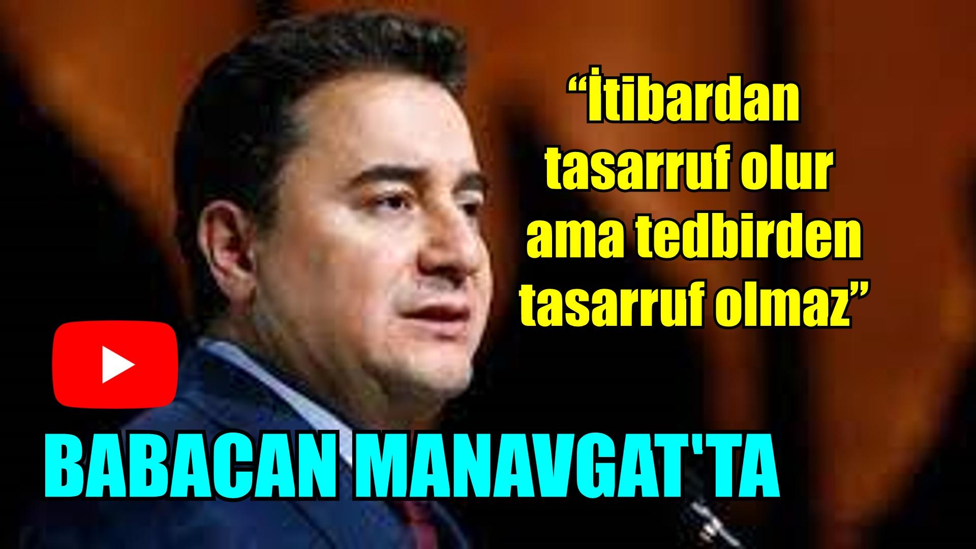 "Babacan: ""Hani Milli Uçak ?"