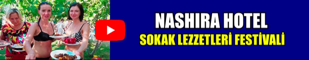 Nashira Sokak Lezzetleri Festivali